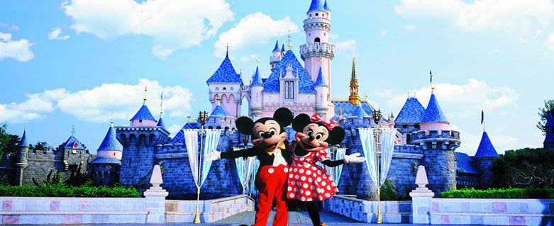 Asia Trips - Hong Kong Disneyland 5 Nights